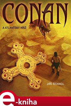 Obálka titulu Conan a atlantský kříž