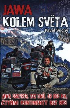 Obálka titulu Jawa kolem světa