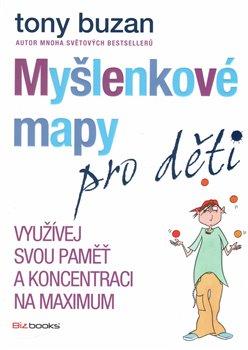 Obálka titulu Myšlenkové mapy pro děti