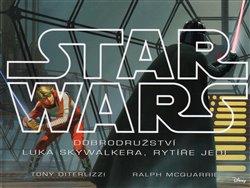Obálka titulu Star Wars: Dobrodružství Luka Skywalkera, rytíře Jedi