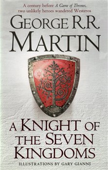 Obálka titulu A knight of Seven Kingdoms