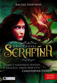 Obálka titulu Serafína – Dračí posel