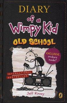Obálka titulu Diary of a Wimpy Kid 10