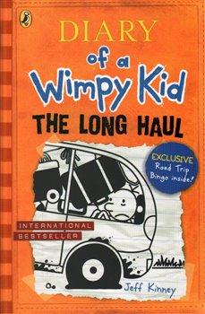 Obálka titulu Diary of a Wimpy Kid 9