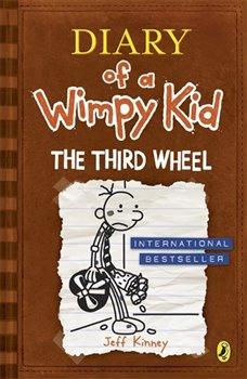 Obálka titulu Diary of a Wimpy Kid 7