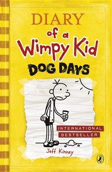 Obálka titulu Diary of a Wimpy Kid 4