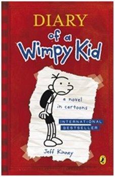 Obálka titulu Diary of a Wimpy Kid 1