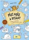 Obálka knihy Přes moře a oceány