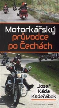 Obálka titulu Motorkářský průvodce po Čechách