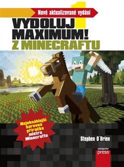 Obálka titulu Minecraft - Vydoluj maximum!