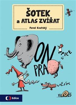 Obálka titulu Šotek a atlas zvířat