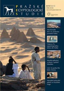 Obálka titulu Pražské egyptologické studie XIV/2015