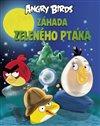 Obálka knihy Angry Birds Záhada zeleného ptáka