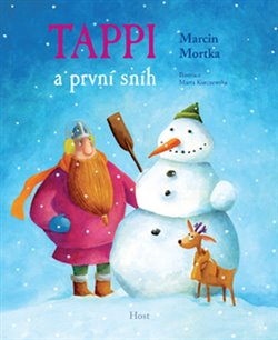 Obálka titulu Tappi a první sníh