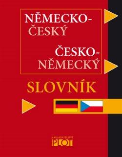 Obálka titulu Německo-český, česko-německý kapesní slovník