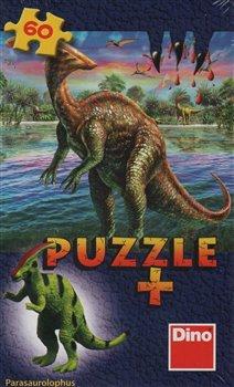 Obálka titulu Puzzle Dinosauři / 60 dílků /