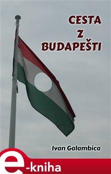 Obálka titulu Cesta z Budapešti