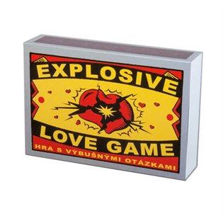 Explosive Love:Hra s výbušnými otázkami - -   Replicamaglie.com