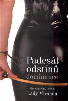 Obálka titulu Padesát odstínů dominance