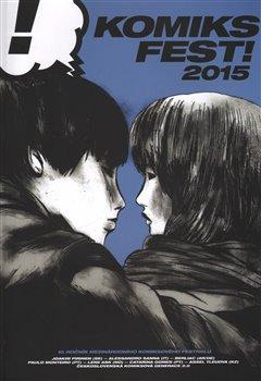 Obálka titulu KomiksFEST! 2015