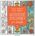 Obálka knihy Antistresové omalovánky pro dospělé 2