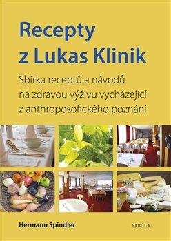 Obálka titulu Recepty z Lukas Klinik