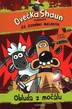 Obálka titulu Ovečka Shaun: Obluda z močálu