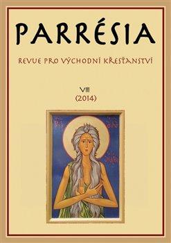 Obálka titulu Parresia VIII