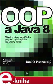 Obálka titulu OOP a Java 8