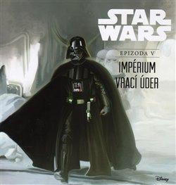Obálka titulu Star Wars: Impérium vrací úder