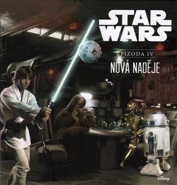 Obálka titulu Star Wars: Nová naděje