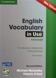 English Vocabulary in Use Advanced (2nd Edition) with Answers and CD-ROM