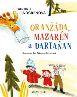 Obálka titulu Oranžáda, Mazarén a Dartaňan