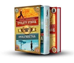 Obálka titulu Komplet-2x Jonasson: Stoletý stařík + Analfabetka