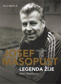 Obálka titulu Josef Masopust