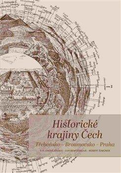 Obálka titulu Historické krajiny Čech