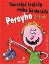 Obálka knihy Kouzelné tenisky mého kamaráda Percyho