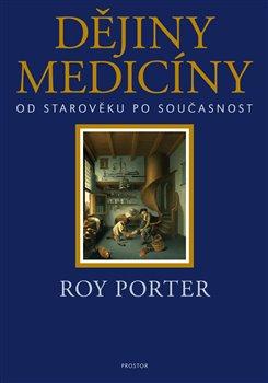 Obálka titulu Dějiny medicíny