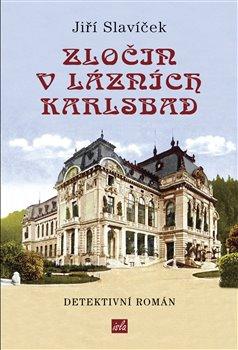 Obálka titulu Zločin v lázních Karlsbad