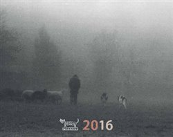 Obálka titulu Kalendář Daniel Reynek 2016 - stolní černobílý
