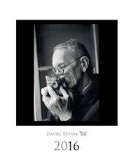 Kalendář Daniel Reynek 2016 - nástěnný
