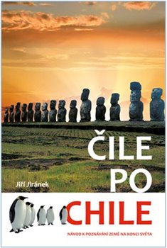 Obálka titulu Čile po Chile