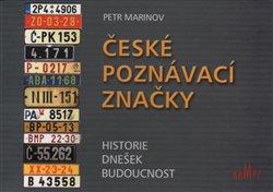 Petr Marinov – České poznávací značky