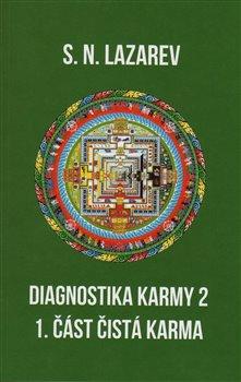 Obálka titulu Diagnostika karmy 2 - 1. část