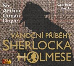 Obálka titulu Vánoční příběhy Sherlocka Holmese