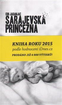 Obálka titulu Sarajevská princezna