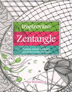 Obálka titulu Inspirováno Zentangle