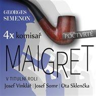 4x komisař Maigret - počtvrté
