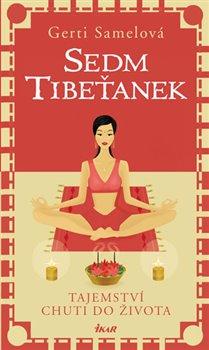Obálka titulu Sedm Tibeťanek