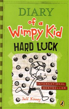 Obálka titulu Diary of a Wimpy Kid 8
